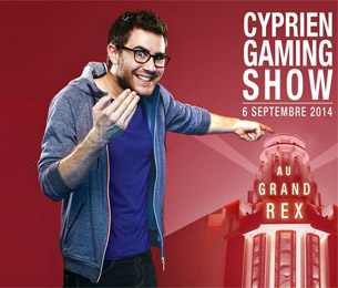 Cyprien Gaming Show